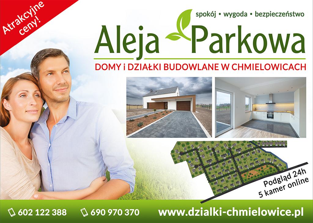 Domy i działki budowlane w Chmielowicach