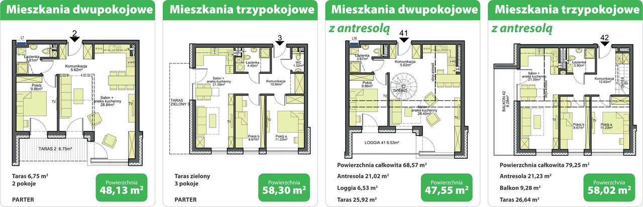 Mieszkania EKO PARK - Opole