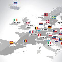 Ceny mieszkań na tle Europy