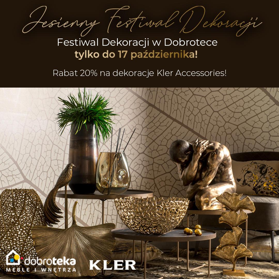 Jesienny Festiwal Dekoracji - Dobroteka