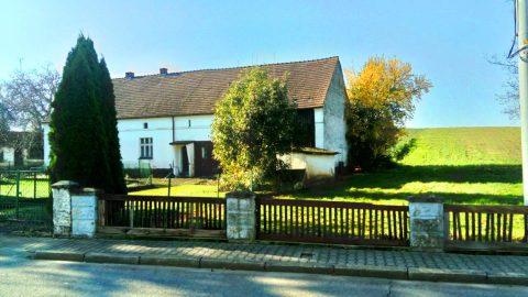 Dom w Browińcu k/Prudnika