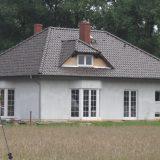 Działka z domem Kolaniowice 11 km od Opola