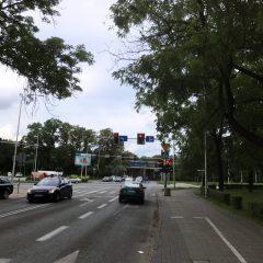 Nowe skrzyżowanie w Opolu