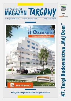 Opolski Magazyn Targowy - aktualne wydanie