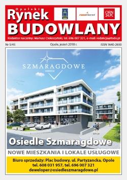 Opolski Rynek Budowlany - aktualne wydanie