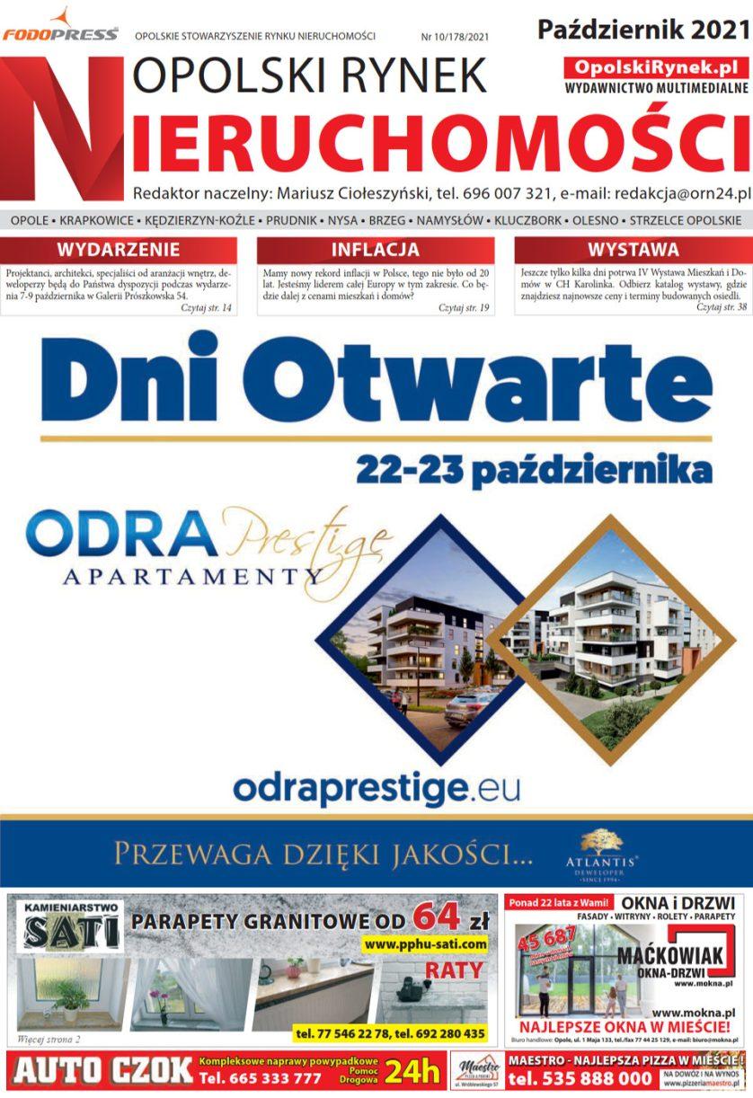 Opolski Rynek Nieruchomości - aktualne wydanie