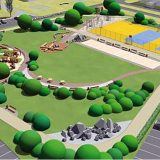 Budowa boiska wielofunkcyjnego na Malince w Opolu