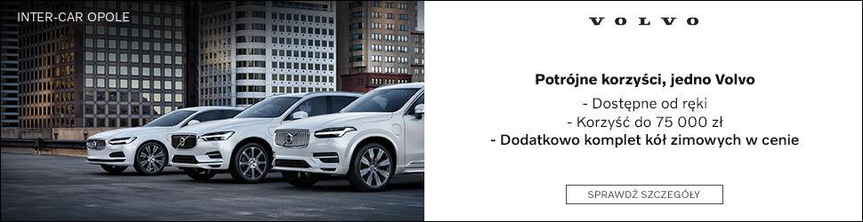 Świąteczne korzyści Volvo