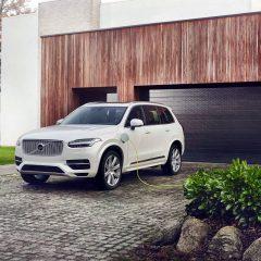 Elektryczna przyszłość Volvo