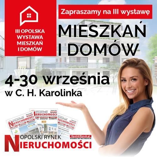 3 Opolska Wystawa Mieszkań i Domów w C.H. Karolinka